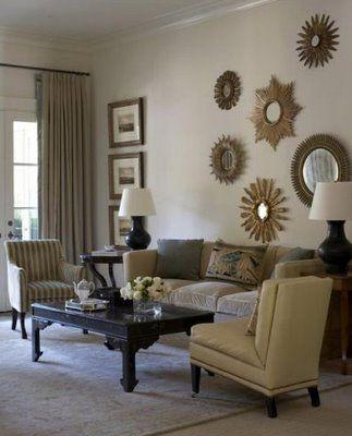 vintage u chic decoracin vintage para tu casa vintage home decor espejos