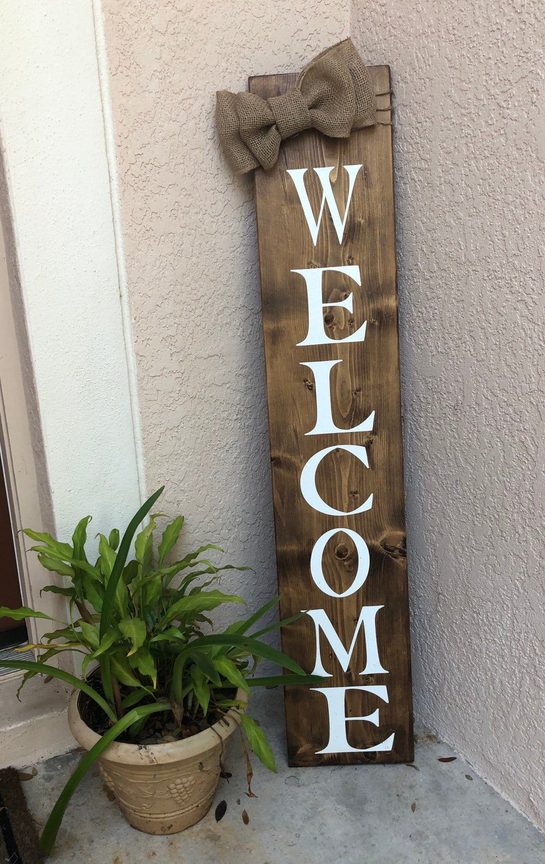 Front Porch Decor Welcome Sign Front Door Decor Front Door Sign Wooden Welcome Signs Wood Front Welcome Signs Front Door Wooden Welcome Signs Front Porch Signs