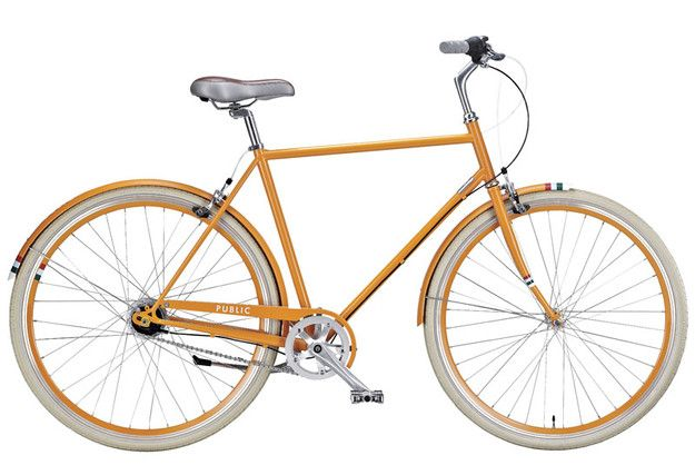 PUBLIC D8: Eight-Speed Hybrid Bikes All-purpose, Stylish Bicycles from PUBLIC ($500-5000) - Svpply