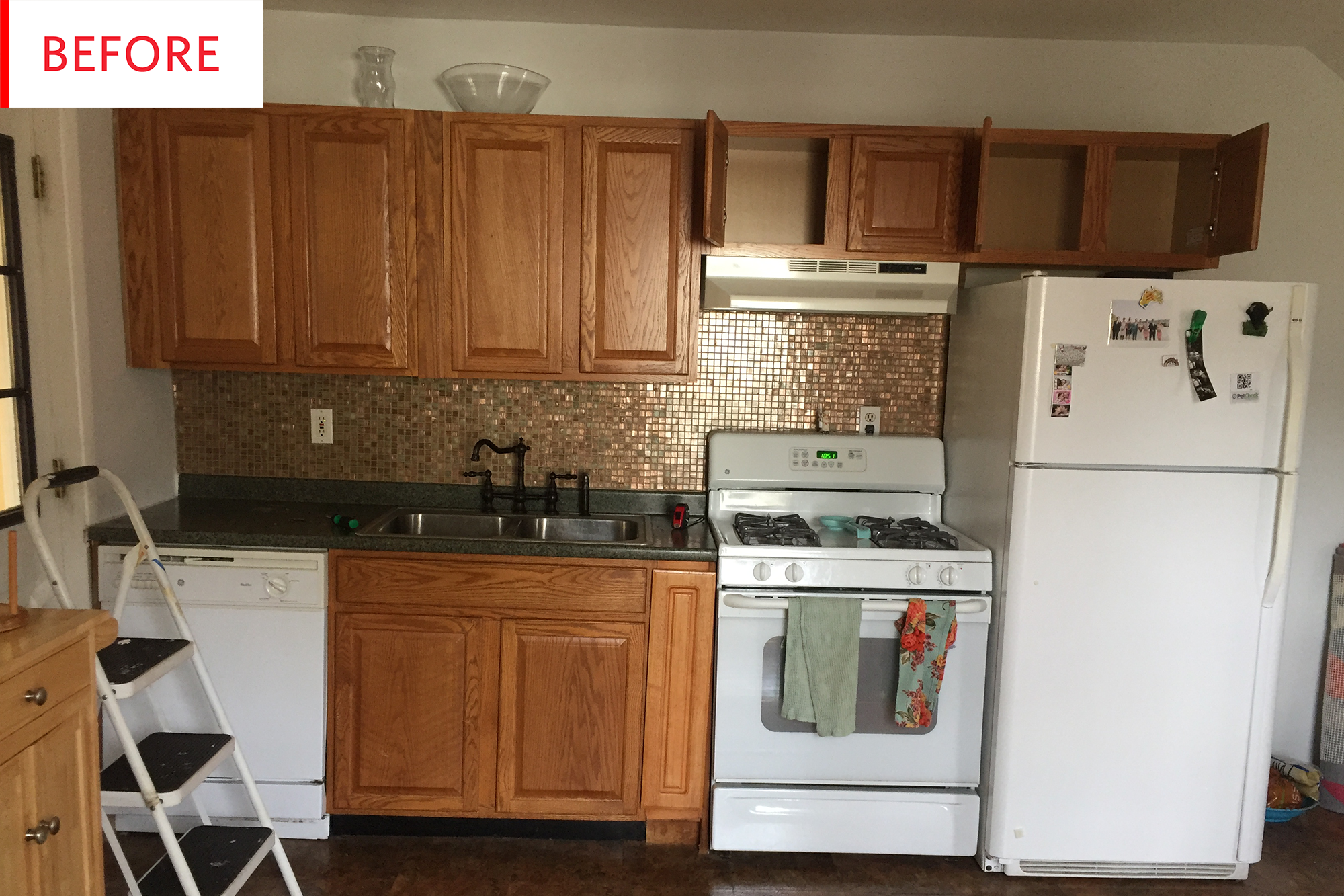 This Unbelievable Kitchen Makeover Only Cost 700 Kitchen Design