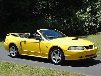 Ebay 2004 Ford Mustang Gt 2004 Ford Mustang 40th Anniversary Edition Gt Convertible 5sp 78k Fordmustang Ford 2004 Ford Mustang Ford Mustang Gt Ford Mustang