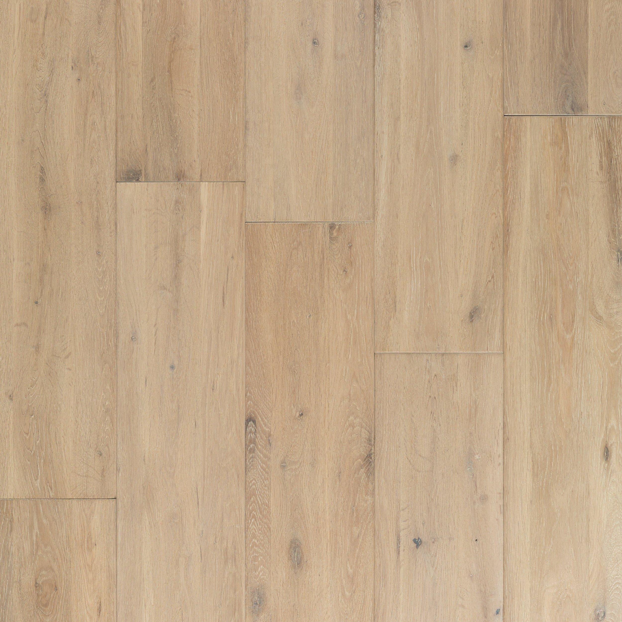 Light Gray Oak Wire Brushed Solid Hardwood Light Oak Floors