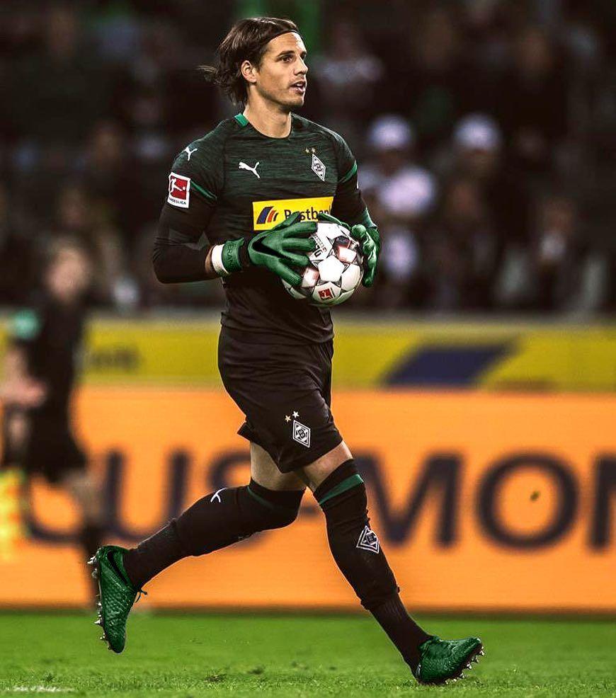 Yann Ysommer1 Yannsommer Nikefootball Borussia Yann Sommer Borussia