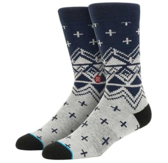 Stance Asher Blue
