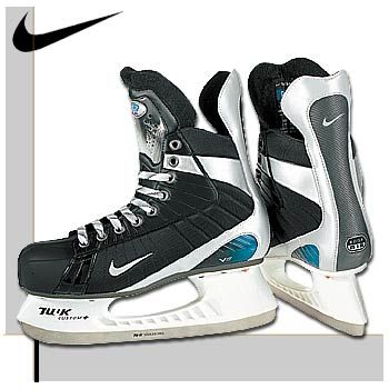 Nike Quest V 9 Hockey Skates Youth