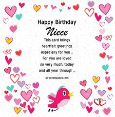Happy Birthday Darling Niece Happy Birthday Niece Birthday Cards For Niece Niece Birthday Wishes