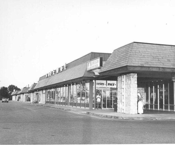 Safeway At Twin Lakes 21st And Amidon Wichita Historic Kansas