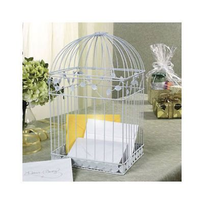 Card Boxes and Wishing Wells 168189 Birdcage Gift Card Holder – Ebay Wedding Card Box