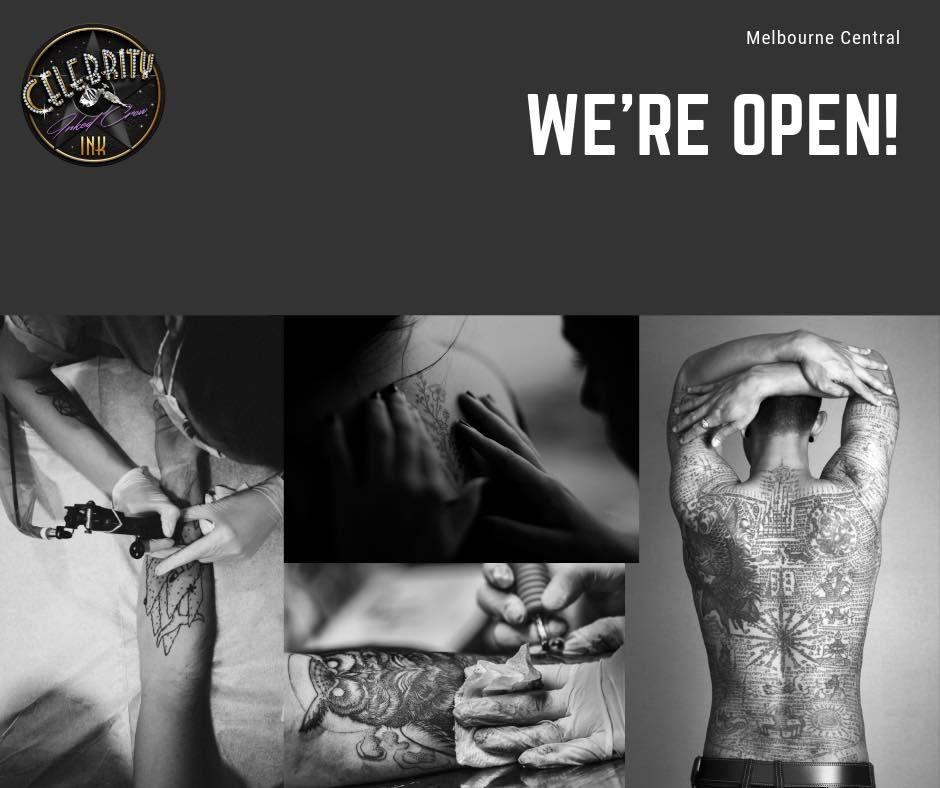 Best tattoo studio in australia celebrity ink tattoo