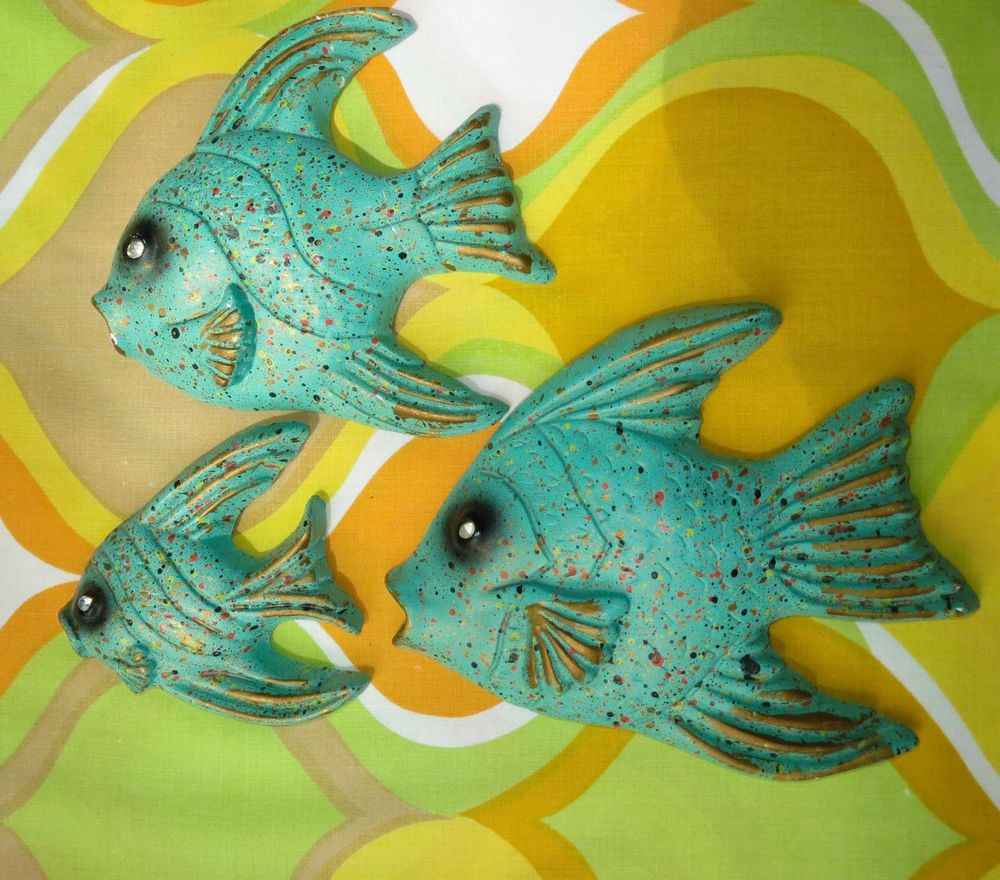 Funky Fish Wall Art Picture Collection - All About Wallart ...