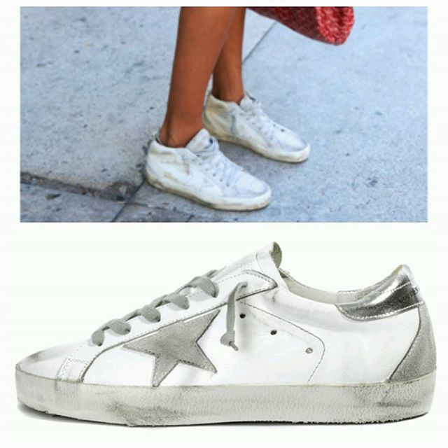 LUV this pair of $174.50 that look just like those Golden Goose sneakers  from Aliexpress.com! Go to likethatluvthis.com for direct links