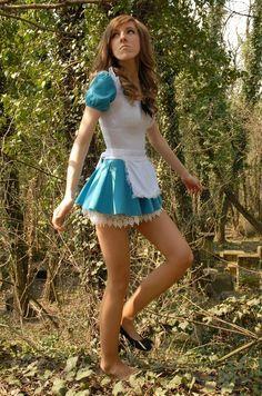 Make Crossdress up pantyhose