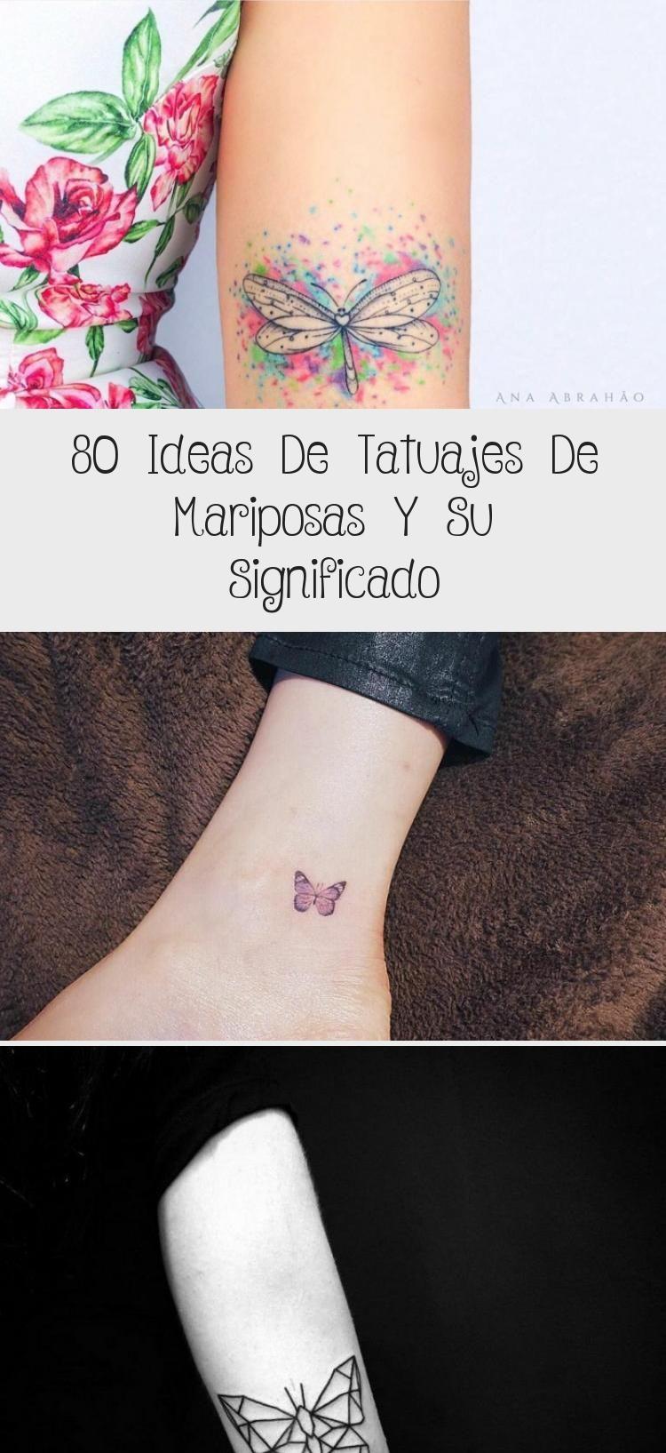 Photo of 80 idées de tatouage de papillon et leur signification – Meilleurs tatouages