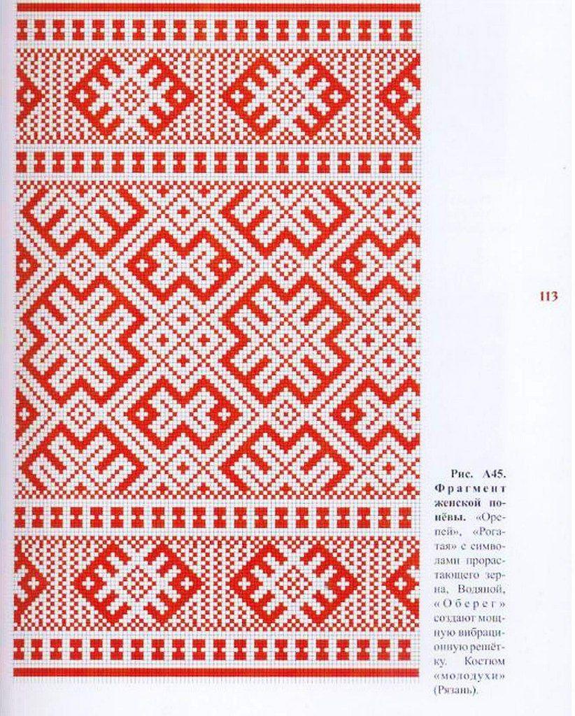 Скачать книгу сокровища русского орнамента