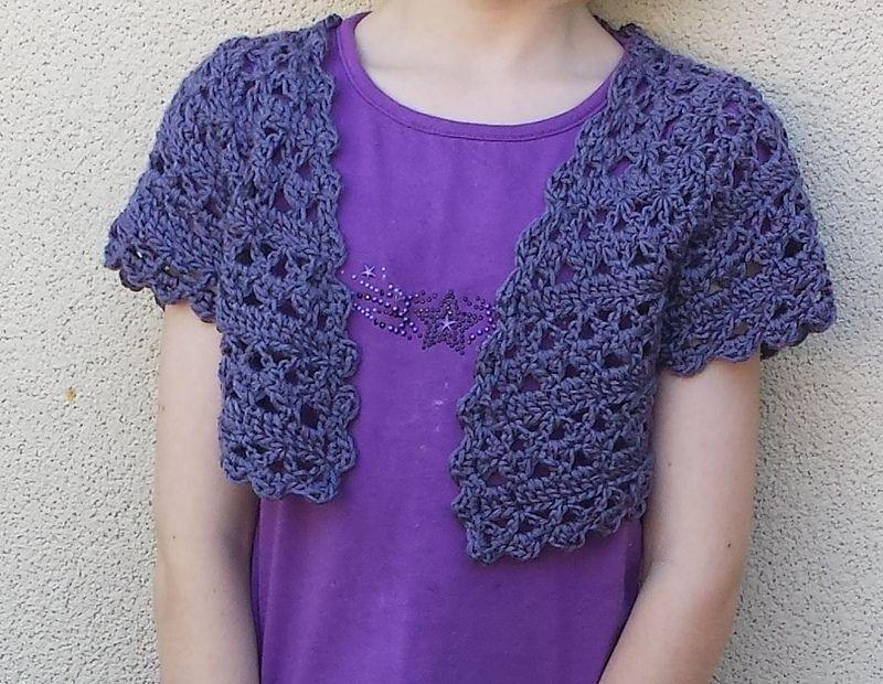 Lotus del encogimiento de hombros de Doris Chan | Crochet | Pinterest