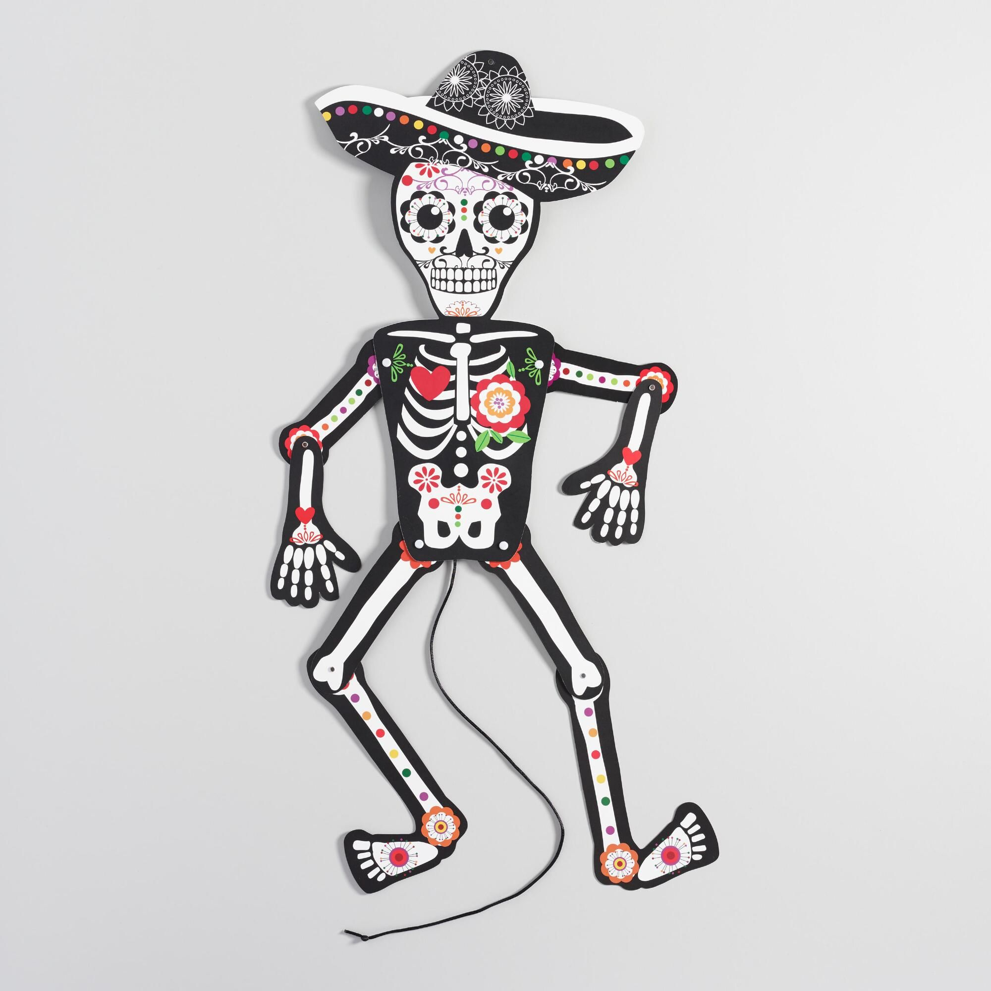 Kids Of All Ages Can Pull On Our Interactive Paper Skeleton And This