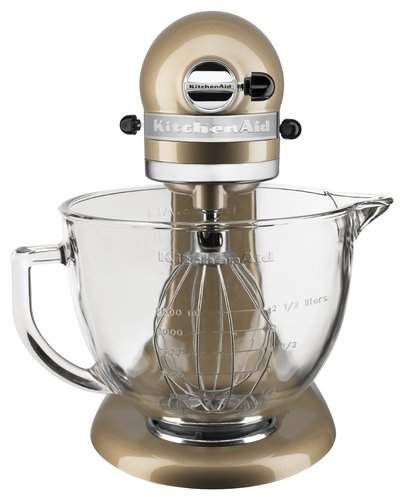 Artisan Design Series 5 Qt Stand Mixer With Glass Bowl In 2018