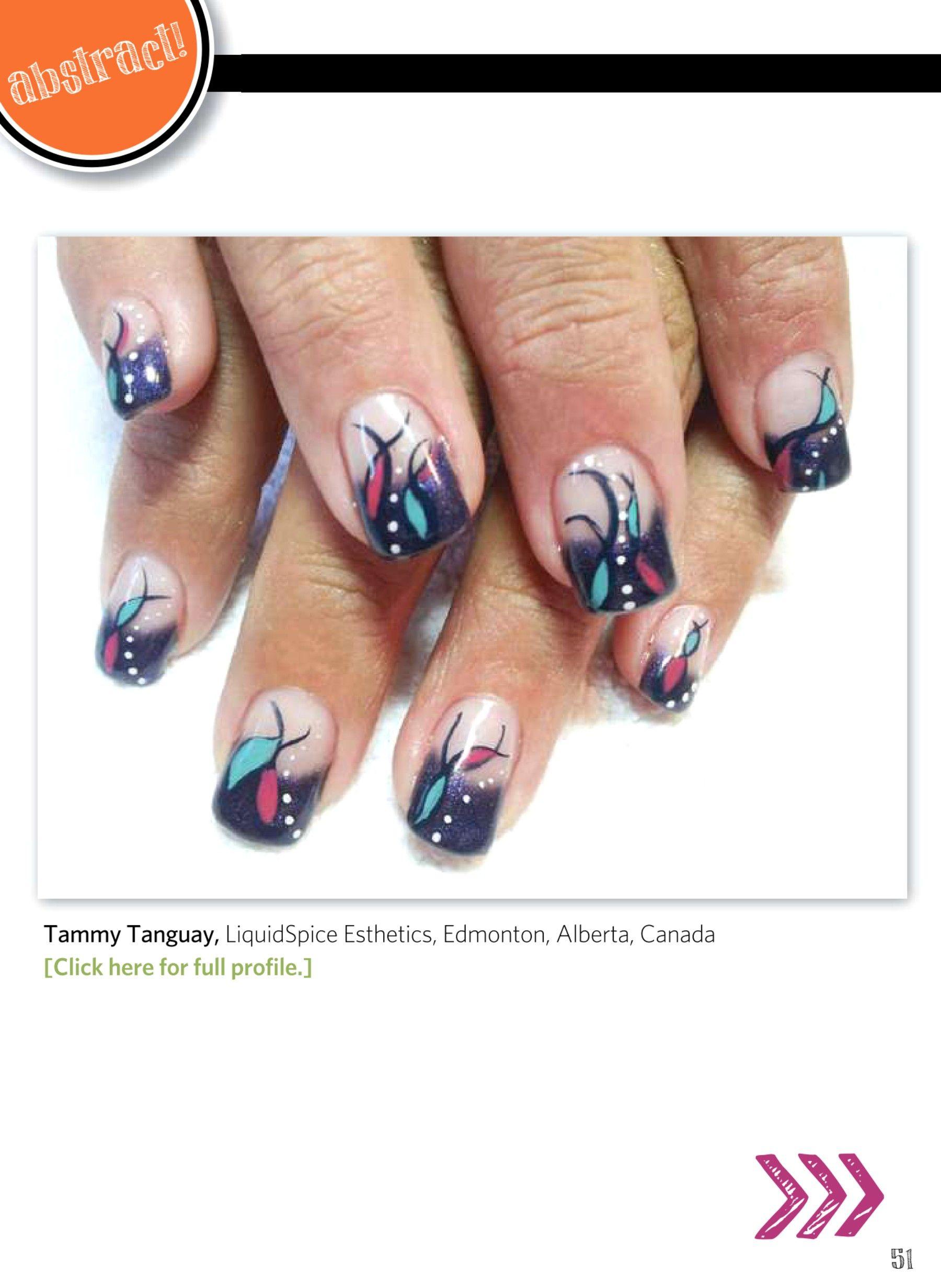 Nail Art Gallery Magazine - APR-MAY 2013 | Cool Nail Art | Pinterest ...