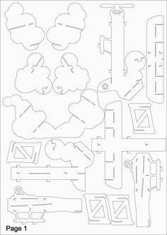Resultado De Imagen Para Sliceform Patterns Shablony Otkrytok 3d Karty Bumazhnye Karty