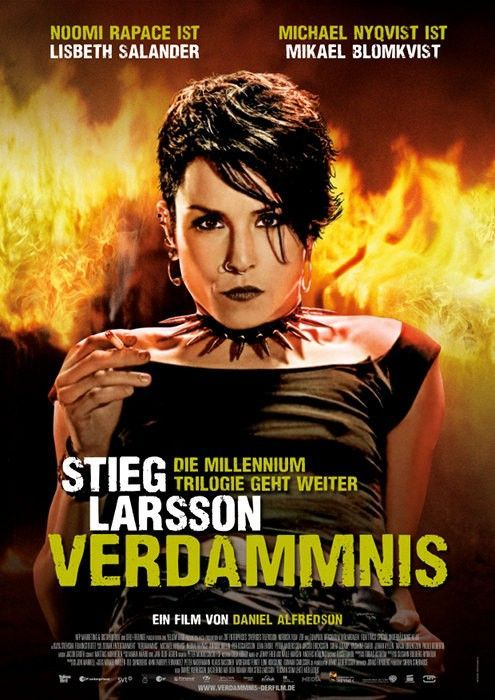 The Girl Who Played With Fire Swedish Version Gute Filme