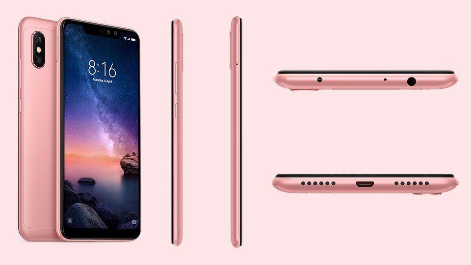 Xiaomi Redmi 6 For 175 Smartphone Phablet Xiaomi