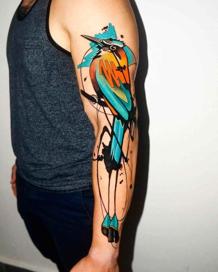 Crazy motmot tattoo best tattoo ideas gallery tatuajes