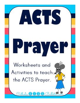 picture regarding Acts Prayer Printable referred to as Functions Prayer Classes: Worksheets, Match, Process Playing cards, Tempo