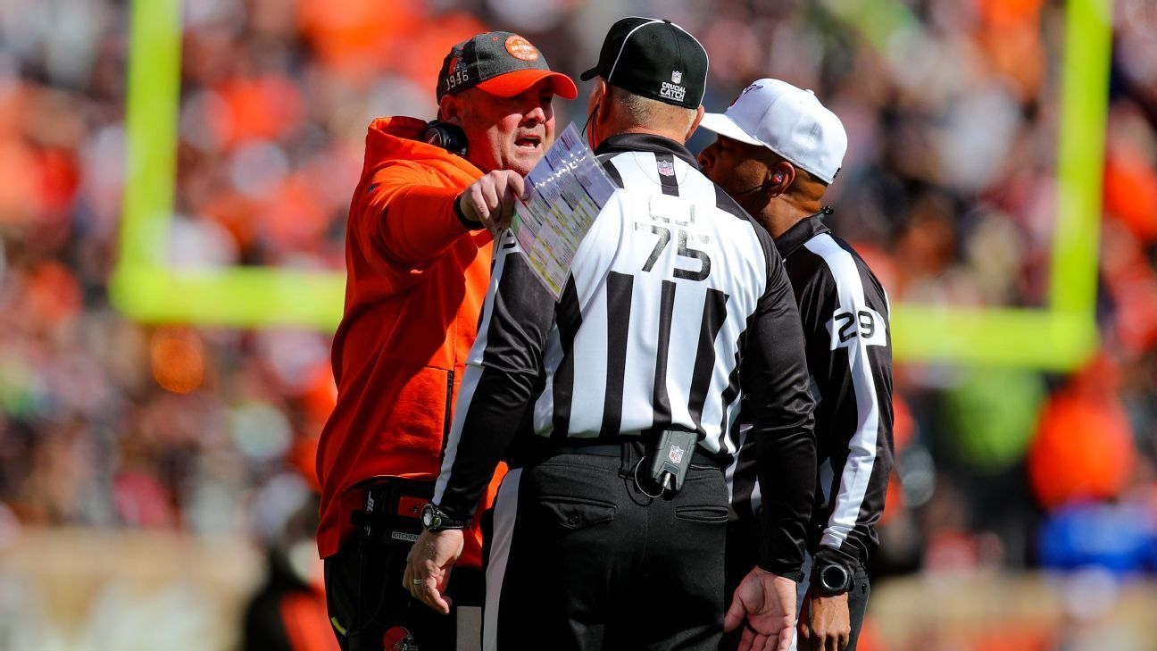 NFL officiating isn't getting better, and the league has