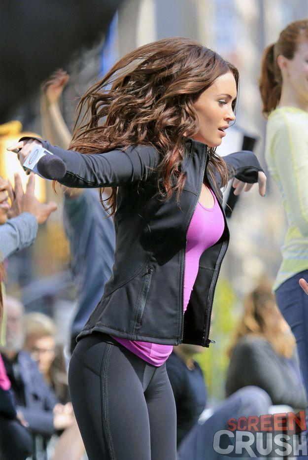 First Look: Megan Fox as April O'Neil in 'Teenage Mutant Ninja Turtles'
