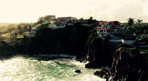 Afbeelding via We Heart It #beautiful #friends #fun #Island #love #ocean #puertorico #sea #summer #swim #vsswim