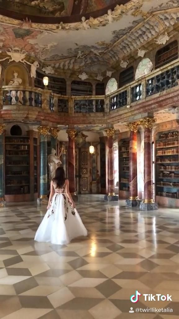 Beauty and the beast library