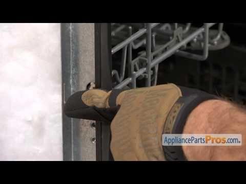 Dishwasher Side Mounting Bracket Kit Part 8212560 How To Replace Mounting Brackets Bracket Mounting