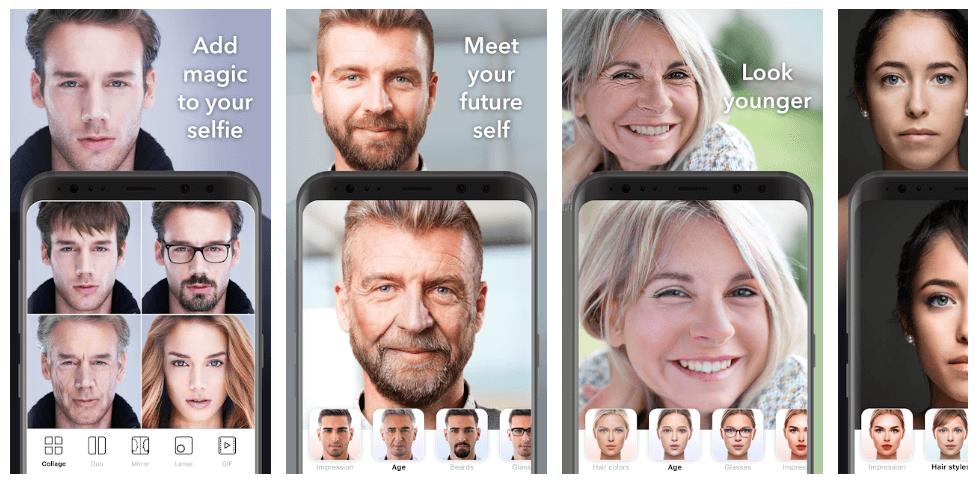 FaceApp Pro Apk Age photos, Filters app, Unlock