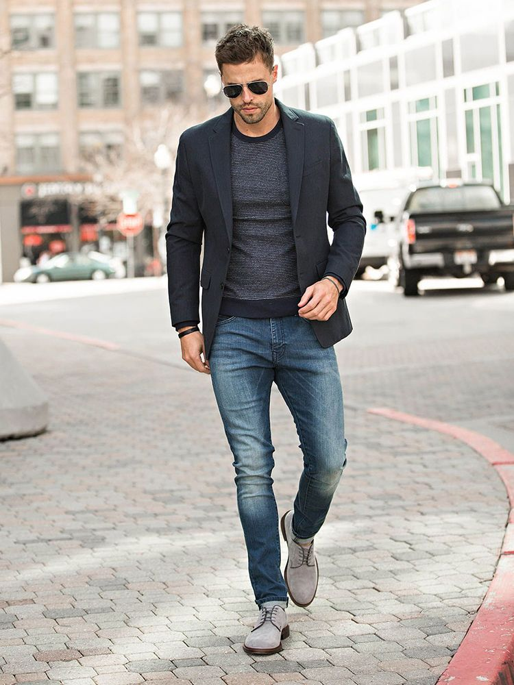 Smart Casual Men's Dress Code Guide Business casual