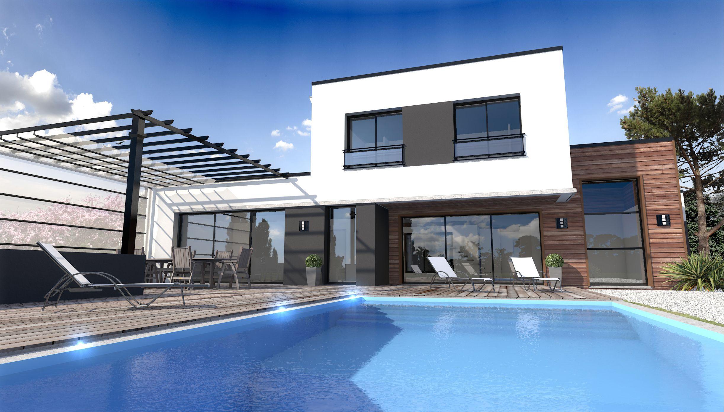 Constructeur maison loire maison moderne for Constructeur maison moderne reunion