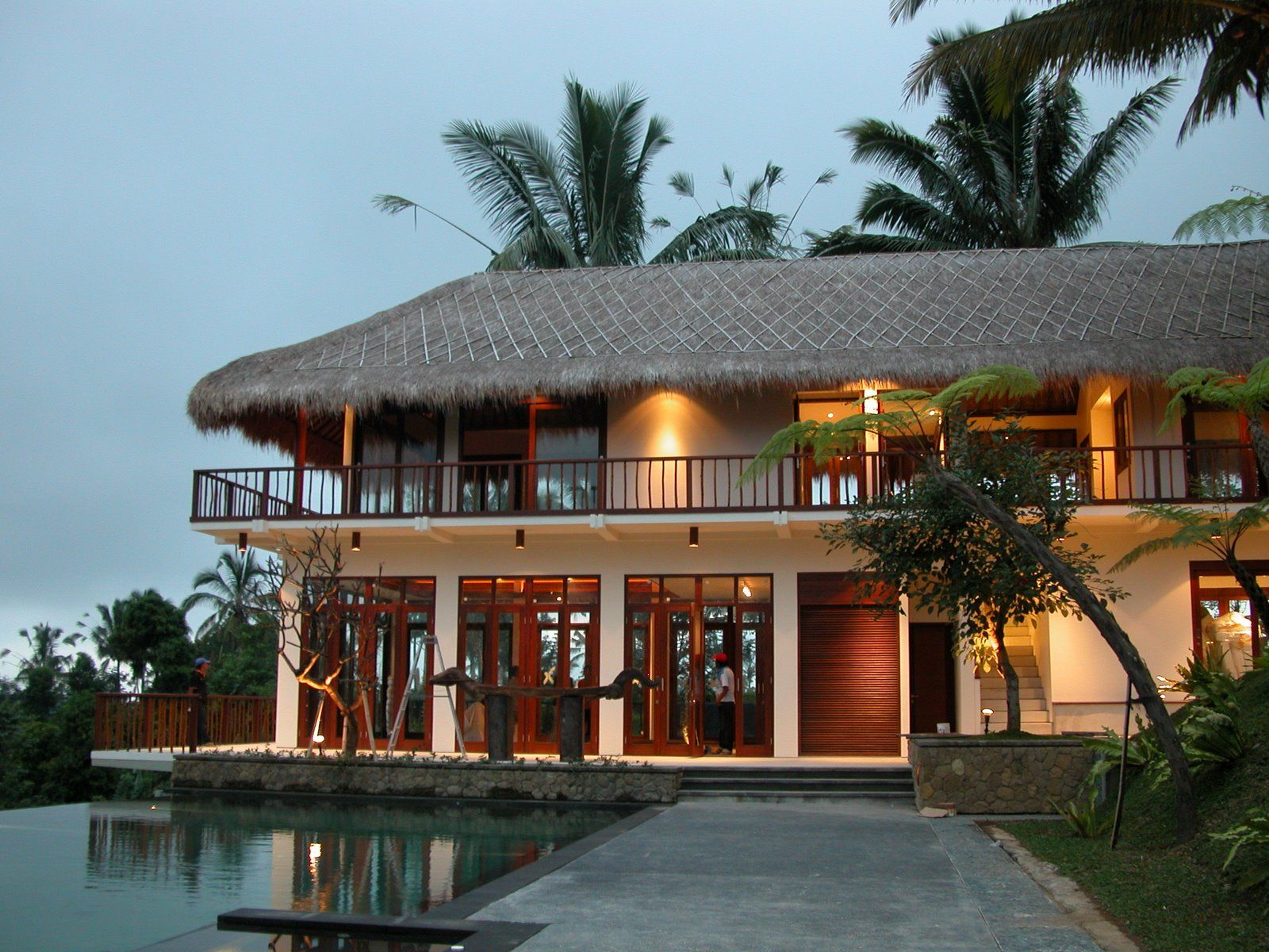 Free Balinese House Plans Australia Maine House House Styles