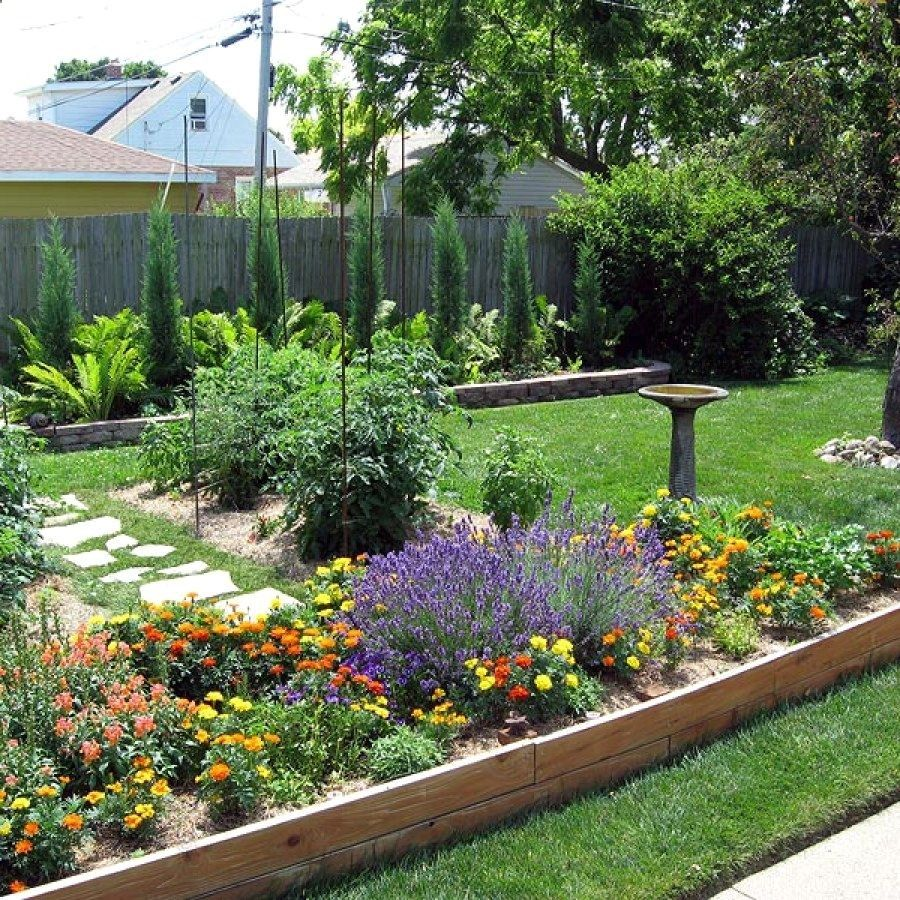 Simple Raised Garden Bed Projects To Try Raised Garden Bed