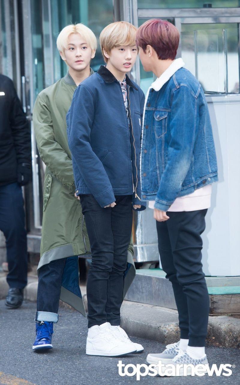 [HD포토] 엔시티 드림(NCT DREAM) 쪼고미들 옹기종기  #뮤직뱅크 #출근길 #엔시티드림 #NCTDREAM