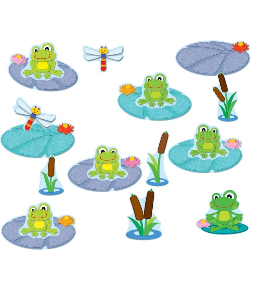 Bulletin Board Ideas With Frogs: Have Your Students Hopping To Be A Classroom Helper With