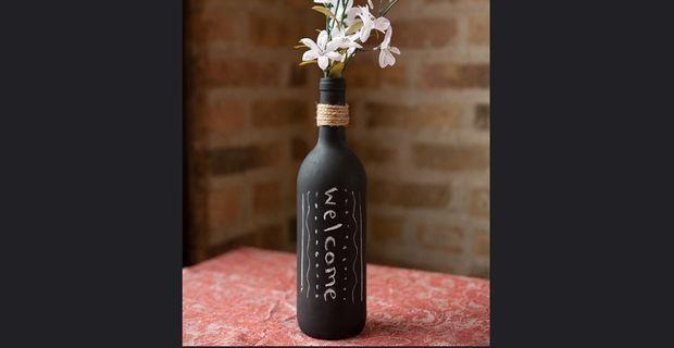 Ideas para reciclar botellas de vidrio para casa
