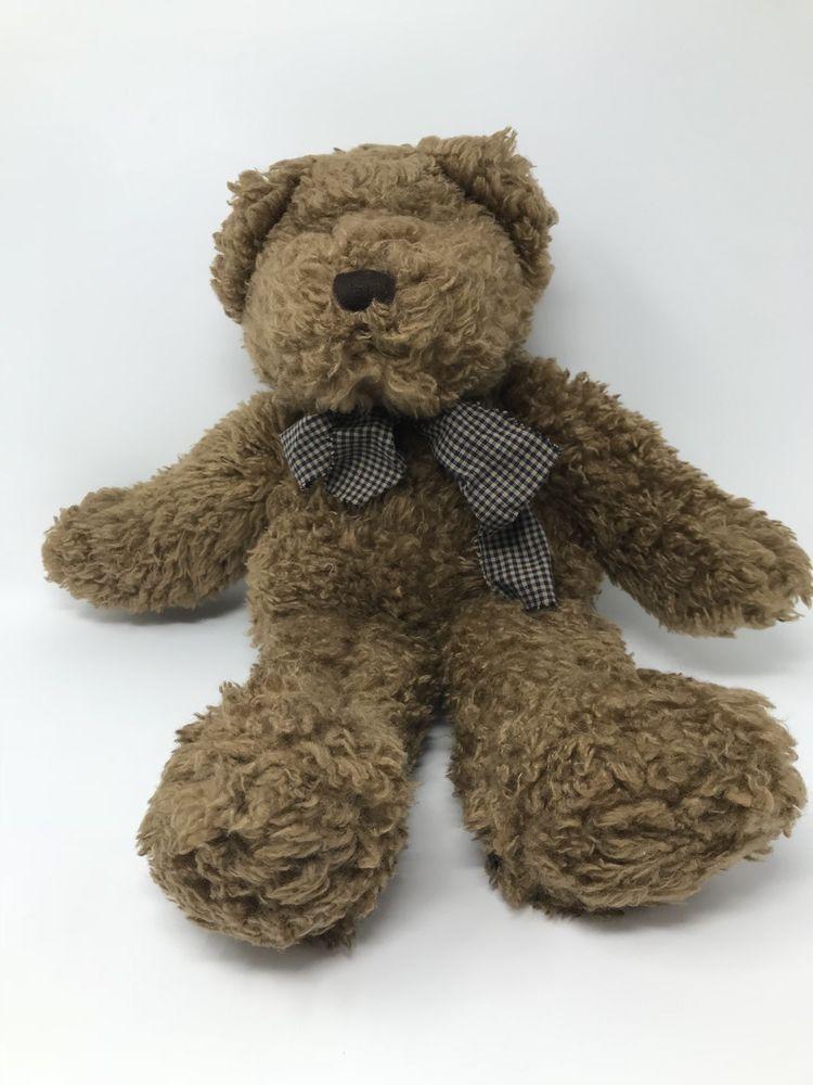 The Boyds Collection Bears In The Attic 16 Plush Teddy Bear 1991 1996 Brown Boyds Alloccasion Teddy Bear Plush Boyds Bears Plush Stuffed Animals