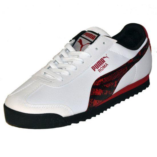 Men's Shoes - MyCraze. White SneakersDope FashionWoman ShoesPumasTennisWide  Fit Women's ...