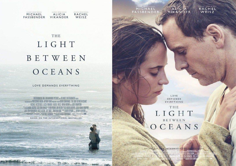The Light Between Oceans 2016 Cine Serres Derek Cianfrance Michael Fassbender Alicia Vikander Rachel W The Light Between Oceans Ocean Michael Fassbender