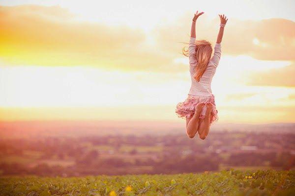 O que te faz feliz?