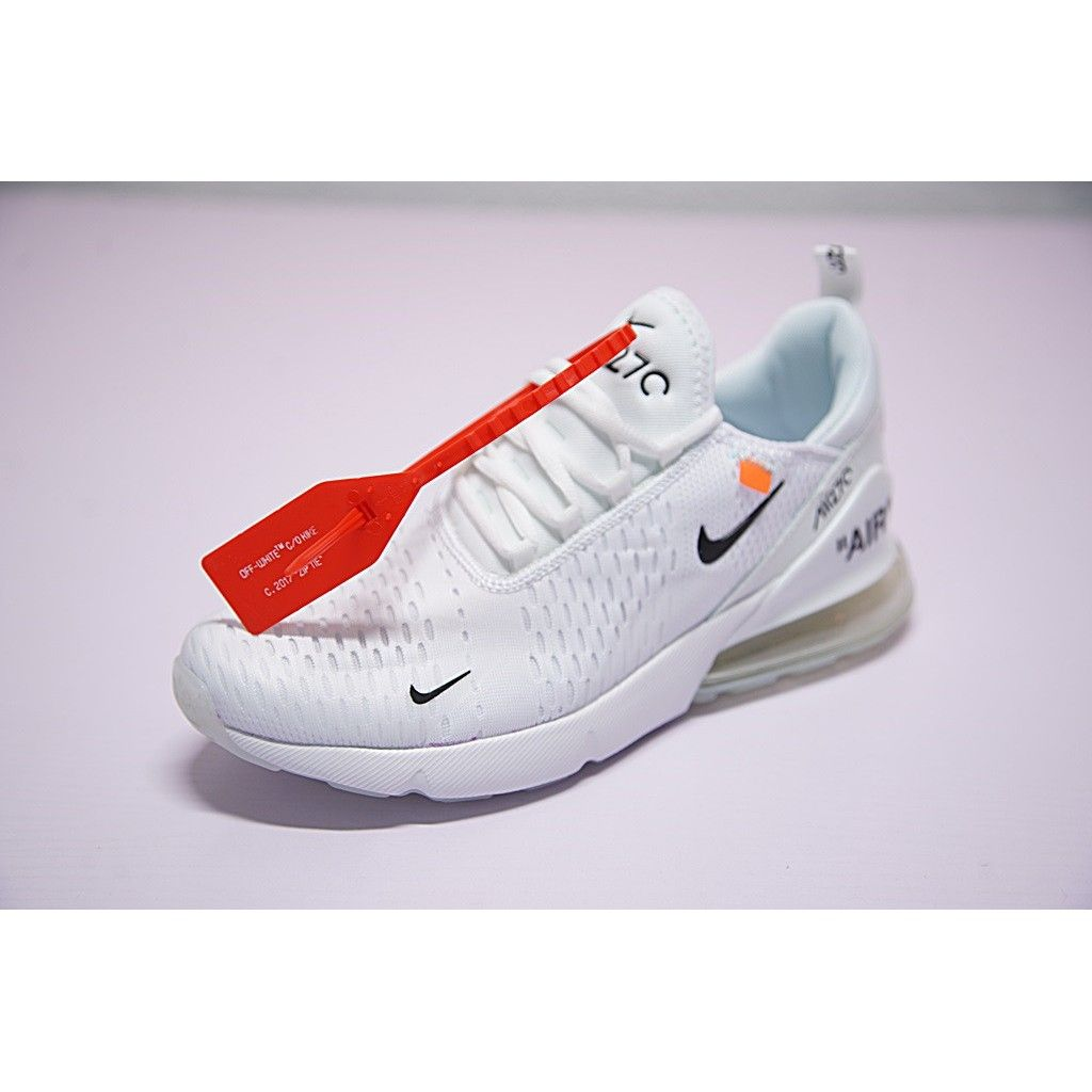 Off white x Nike Air Max 270 Shoes Men
