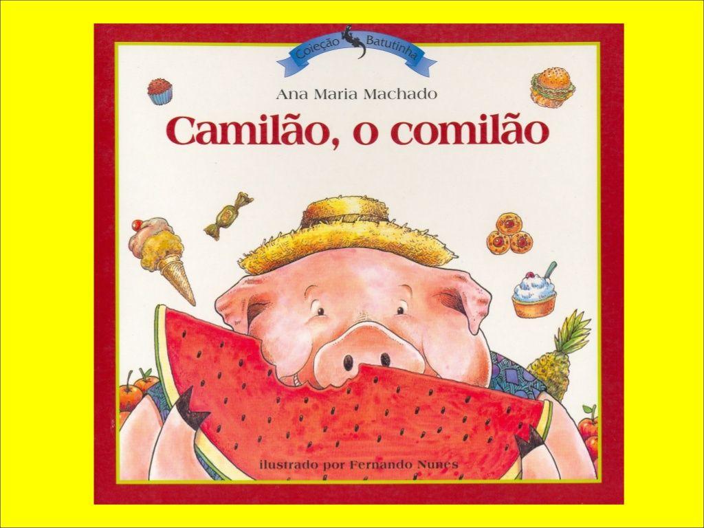 Camilao Slides By Andre Moraes Via Slideshare Livros Livros