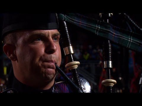 SCOTLAND THE BRAVE ~ PIPES & DRUMS ~ ( HD ) - YouTube