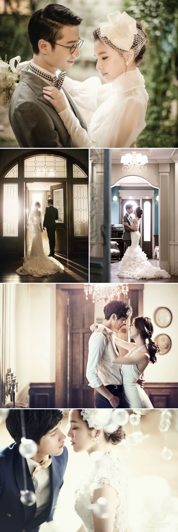 Real Life K-Drama 30 Dreamy Korean Concept Pre-wedding Photos!