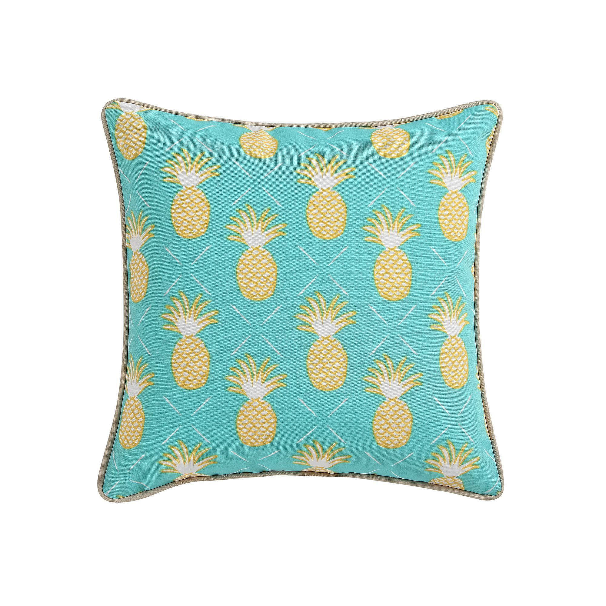 creative throw pillows decor teal colored pillow bright blue orange decorating