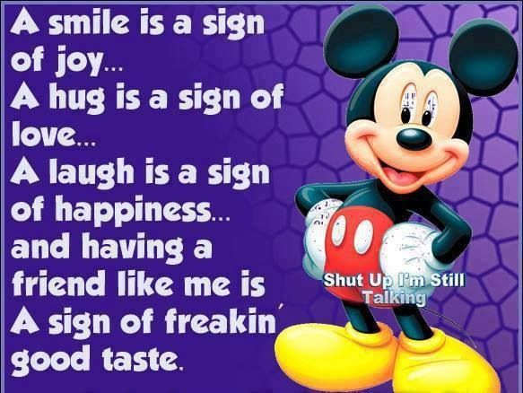 Quotes From Mickey Mouse: Mickey Mouse Quotes About Friendship - Google Search